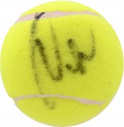 DAVYDENKO, NIKOLAY AUTO (TENNIS) BALL - Mounted Memories