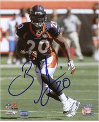 "Brian Dawkins Denver Broncos Autographed 8"" x 10"" Running Photograph"