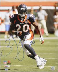 """Brian Dawkins Denver Broncos Autographed 16"""" x 20"""" Action Photograph"""