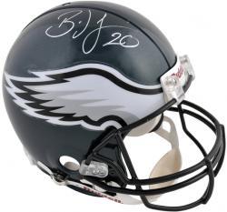 Philadelphia Eagles Brian Dawkins Autographed Riddell Pro Line Helmet