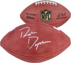 Ron Dayne New York Giants Autographed NFL Game Football
