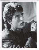 Days Of Thunder TOM CRUISE Signed 8x10 Photo JSA AUTHENTICATED
