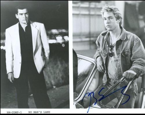 D.b. Sweeney No Man's Land Promo Signed Autographed 8x10 Photo W/coa
