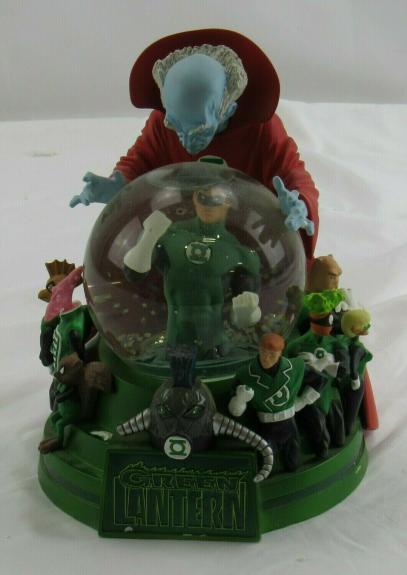 DC Comics Green Lantern Snow Globe Statue Figure Figurine 582/800