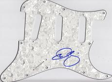 Deadmau5 Signed Electric Guitar Pickguard W/COA Joel Zimmerman Dead Mouse 4x4=12