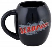 Deadpool 18 oz. Oval Character Mug