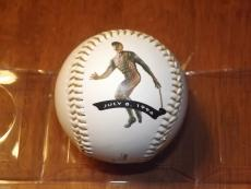 Dealer Lot (25) Roberto Clemente Statue Dedication White Fotoball-Lim ed to 3000
