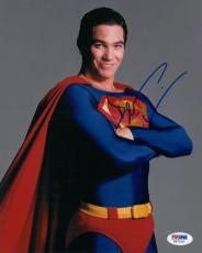 Dean Cain Signed Superman Authentic Autographed 8x10 Photo (PSA/DNA) #H67210