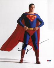 Dean Cain Signed Superman Authentic Autographed 8x10 Photo (PSA/DNA) #K16867