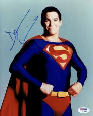 Dean Cain Signed Superman Authentic Autographed 8x10 Photo PSA/DNA #Y17423