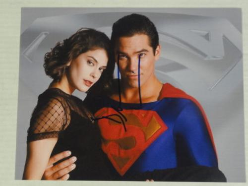Dean Cain Superman Autographed 8x10 Photo Signed Coa