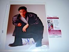 Dean Cain Superman Jsa/coa Signed 8x10 Photo