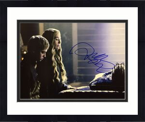 Dean-Charles Chapman Signed Game Of Thrones 11x14 Photo BAS Beckett