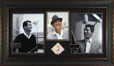 Dean Martin Laser Engraved Signature Display