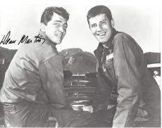 "DEAN MARTIN - SINGER/ACTOR - Joined with Jerry Lewis as One of the Greatest COMEDY TEAMs- Member of the ""RAT PACK"" Passed Away 1995 - Signed 10x8 B/W Photo"