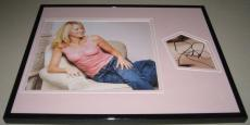 Deana Carter SEXY Signed Framed 11x14 Photo Display