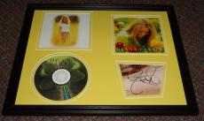 Deana Carter Signed Framed Did I Shave My Legs For This CD & Photo Display