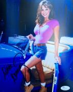 Debbe Dunning (Home Improvement) Tool Time Signed 8x10 Photo Jsa N35174