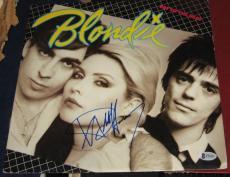 Debbie Harry Blondie Rock Legend Signed 1979 Eat To The Beat Album Autographed