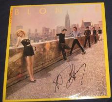 Debbie Harry Blondie Rock Legend Signed 1980 Autoamerica Album Autographed