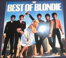Debbie Harry Blondie Rock Legend Signed 1981 Best Of Blondie Album Autographed