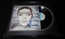 Debbie Harry Signed Framed 1981 Kookoo Record Album Display B