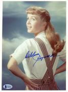 "Debbie Reynolds Autographed 8"" x 10"" Posing Photograph -BAS COA"