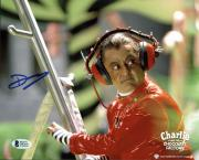 Deep Roy Charlie and the Chocolate Factory Signed 8x10 Photo BAS 2