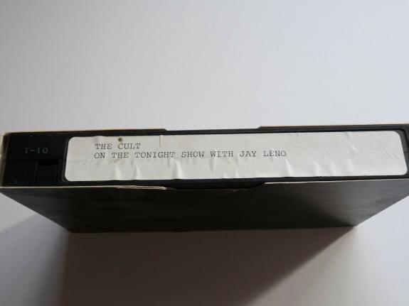 Def Leppard Secret Gig Live Show Concert In Tokyo Vhs Tape 11/11/95