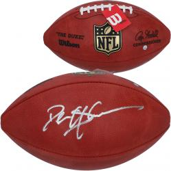 Deion Sanders Autographed Football