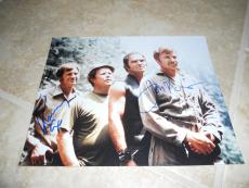 Deliverance Jon Voight Ronnie Cox Signed Autographed 8x10 Photo PSA Guaranteed
