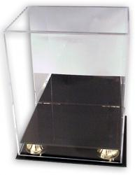 Small Clear Acrylic Statue Case - Mounted Memories