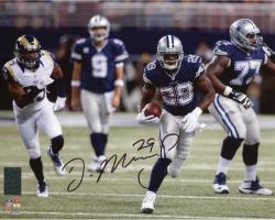 "DeMarco Murray Dallas Cowboys Autographed 8"" x 10"" vs. St. Louis Rams Photograph"