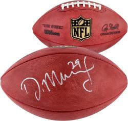 DeMarco Murray Dallas Cowboys Autographed Duke Football