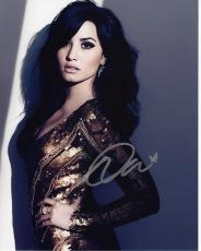 Demi Lovato Signed - Autographed Sexy 8x10 inch Photo - Guaranteed to pass PSA or JSA
