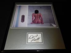 Demi Lovato Facsimile Signed Framed 11x14 Photo Display
