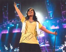 DEMI LOVATO signed 11X14 PHOTO w/ COA