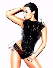 Demi Lovato Signed - Autographed Singer - Actress 11x14 inch Photo - Guaranteed to pass PSA or JSA