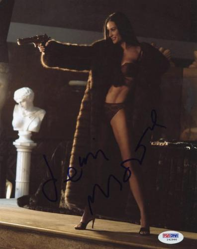 Demi Moore Striptease Signed 8X10 Photo Autographed PSA/DNA #I42960