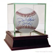 """Dennis Haysbert Signed OMLB Baseball """"Cerrano"""" Inscription (Beckett/SSM)"""