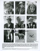 Dennis Hopper Vintage Signed Jsa Certed 8x10 Photo Autograph