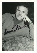 Signed DeJordy Photograph - DENNIS WEAVER 5x7 GREAT ACTOR FROM MCCLOUD