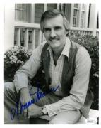 Dennis Weaver Mccloud Jsa Authenticated Signed 8x10 Photo Autograph