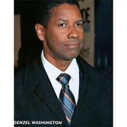 Denzel Washington Autographed 8x10 Photo