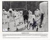 DENZEL WASHINGTON HAND SIGNED 8x10 PHOTO     RARE      REMEMBER THE TITANS   JSA