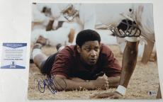 Denzel Washington Signed 11x14 Photo Authentic Autograph Remember The Titans Coa