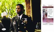 DENZEL WASHINGTON Signed MANCHURIAN CANDIDATE 8x10 PHOTO - JSA #H75718