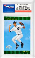 Derek Jeter New York Yankees 1993 Score RC # 360 Card
