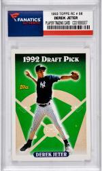 Derek Jeter New York Yankees 1993 Topps RC # 98 Card