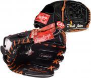 Derek Jeter New York Yankees Autographed Game Model Glove (MLB)